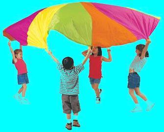 Juegos infantiles para niños » Juegos infantiles de relajación